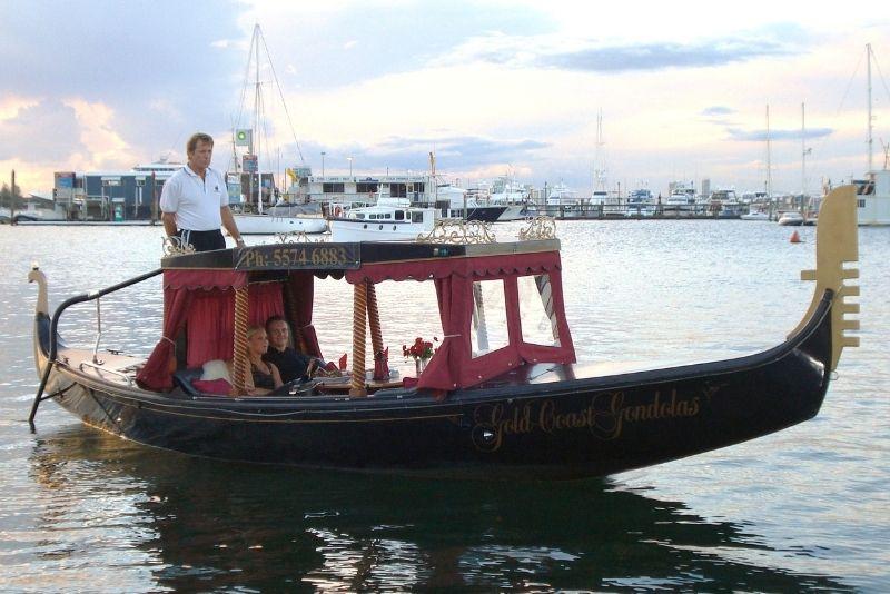 gondola cruise in Golf Coast