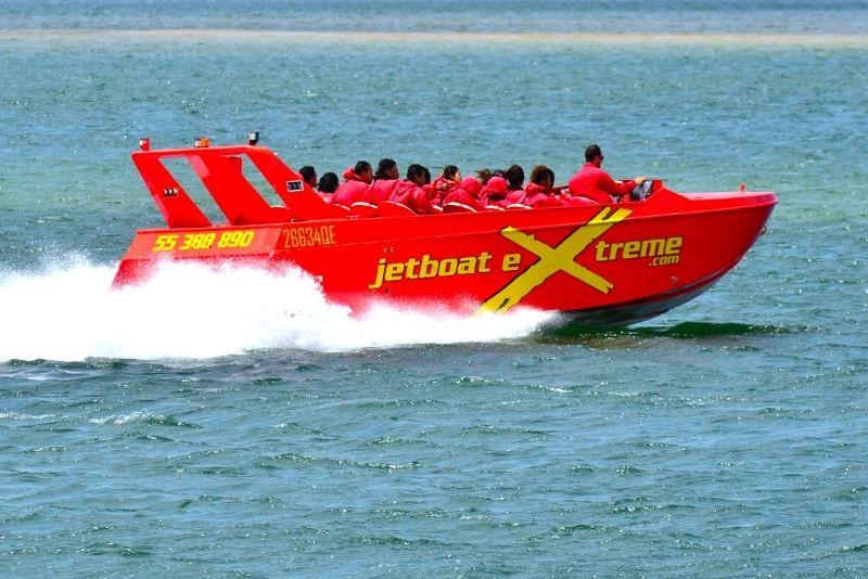 jet boat in Gold Coast