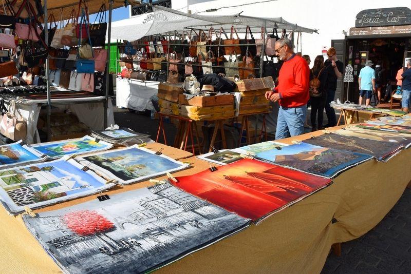 local markets Lanzarote