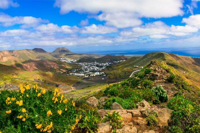 nord di Lanzarote