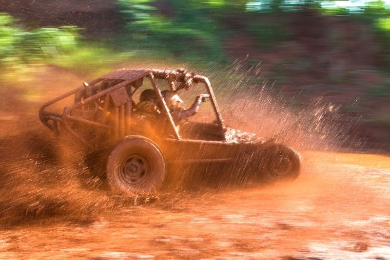 off-road buggy tour in Gold Coast