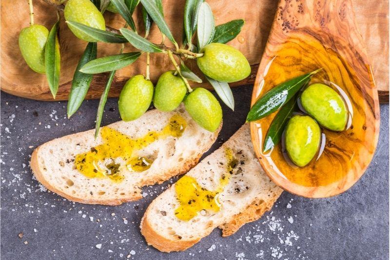 olive oil tasting Corfu
