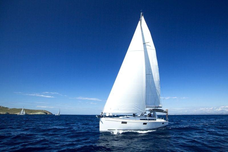 sailing trip Rhodes