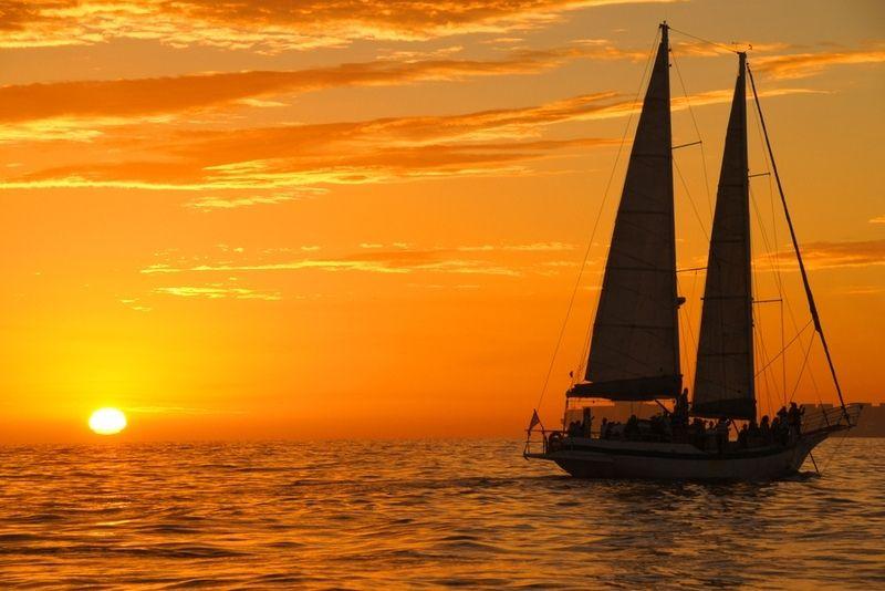 crociera al tramonto a Lanzarote