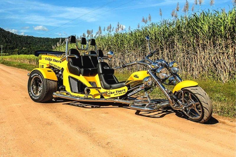 trike tour in Airlie Beach