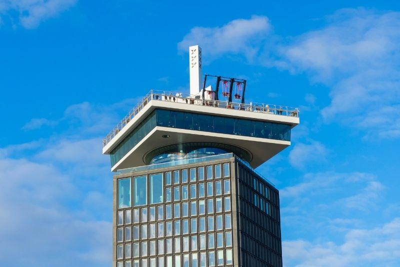 Plataforma de observación A'DAM Lookout, Ámsterdam