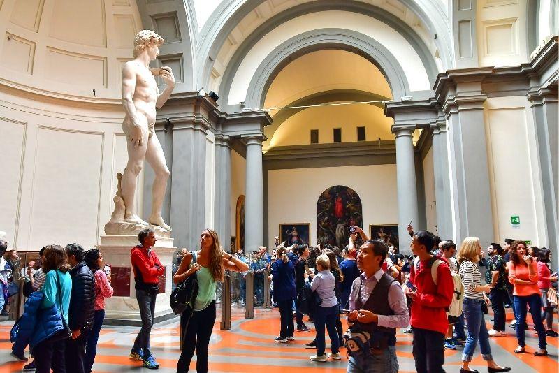 Accademia Galerie, Florenz