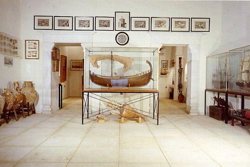 Ägäisches Schifffahrtsmuseum
