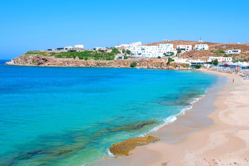 Agios Stefanos Beach Kos
