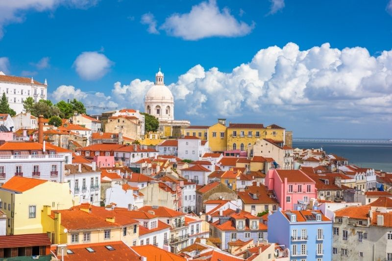 Alfama Bezirk, Lissabon