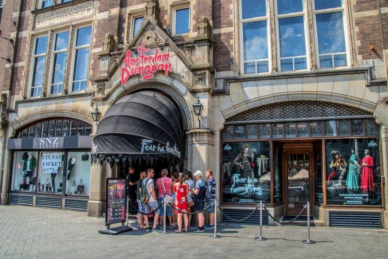Amsterdam Dungeon, Ámsterdam