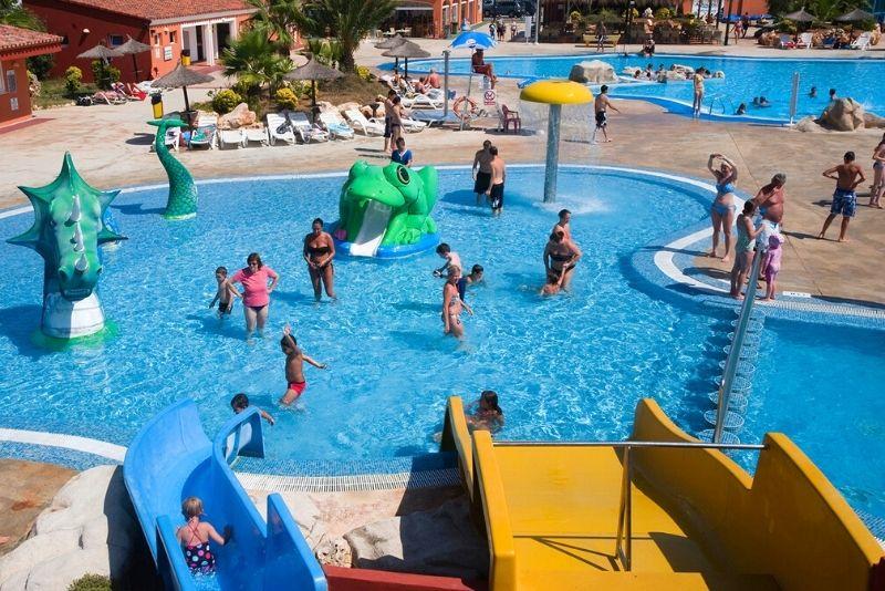 Aquarock Wasserpark Menorca