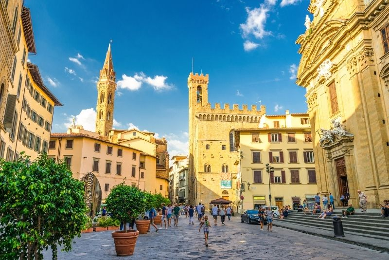 Bargello Museum, Florenz