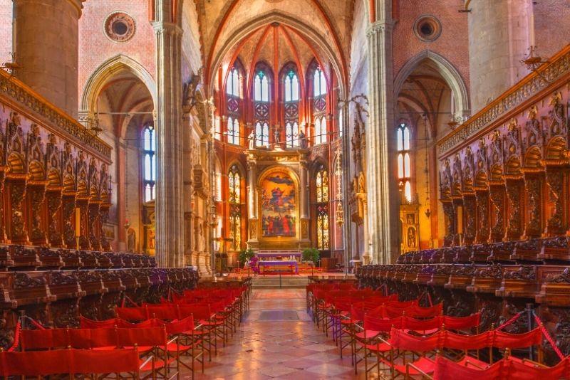 Basilica S.Maria Gloriosa dei Frari, Venezia