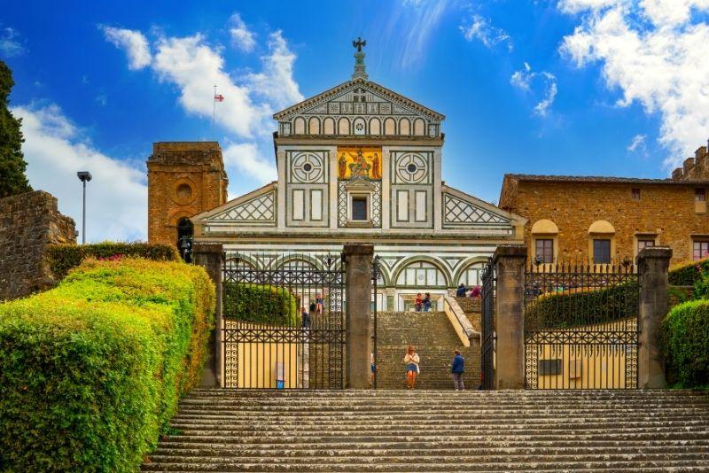 Basilika San Miniato al Monte, Florenz