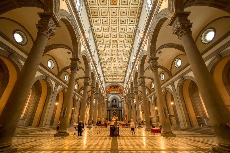 Basilika San Lorenzo, Florenz
