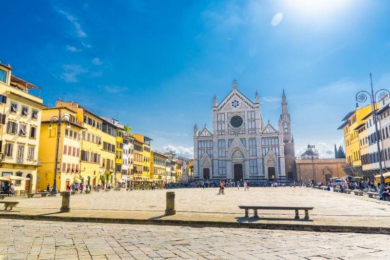 Basilika von Santa Croce, Florenz