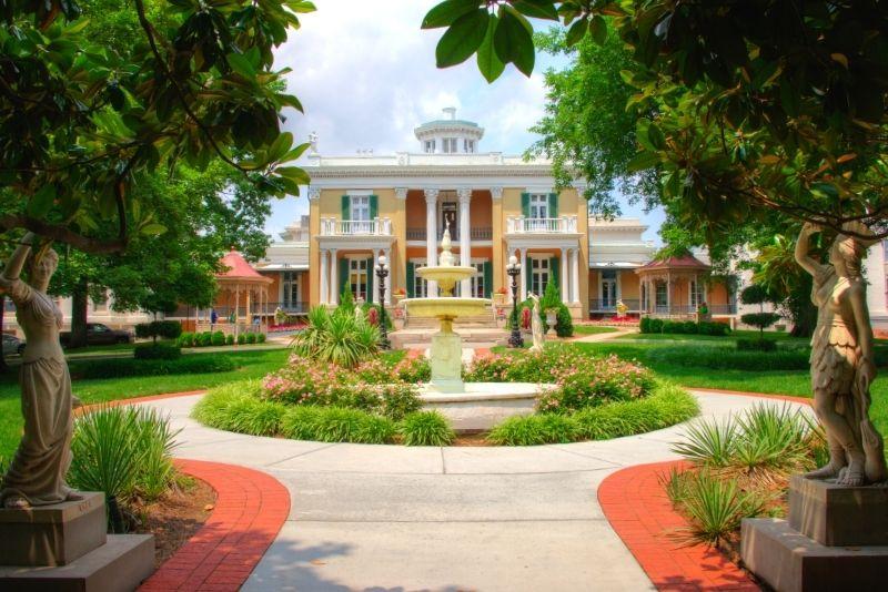 Belmont Mansion, Nashville