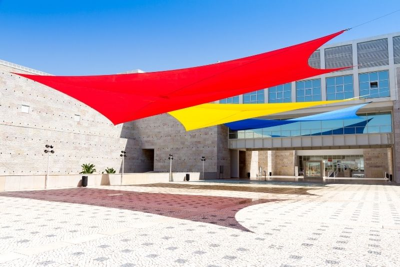 Berardo Sammlungsmuseum, Lissabon
