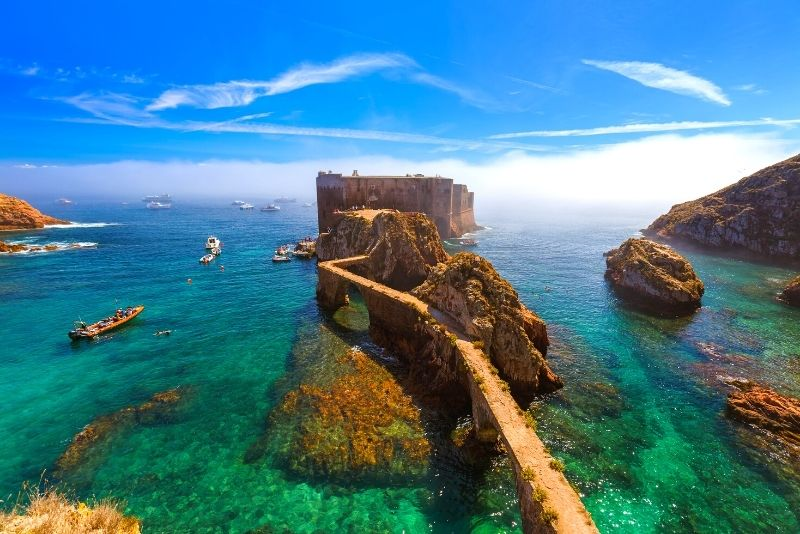Berlenga islands day trip from Lisbon