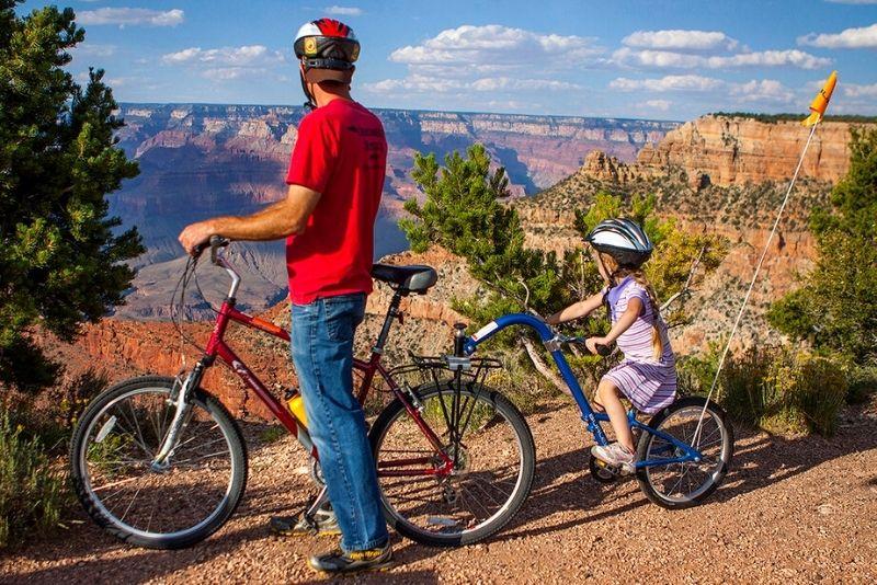 Bike tour Grand Canyon