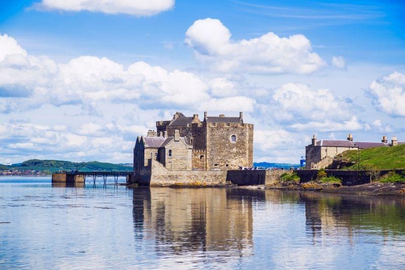 Blackness Castle, Schottland
