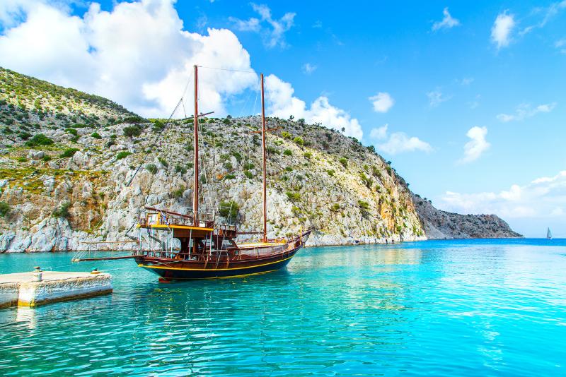 Boat trip Kos