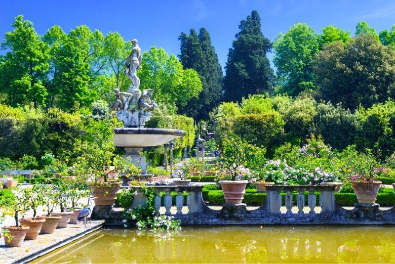 Boboli Gärten, Florenz
