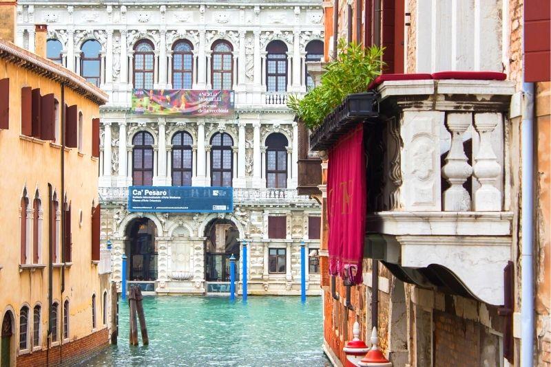 Ca' Pesaro Museum, Venice