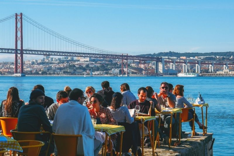 Cacilhas Tagesausflug von Lissabon