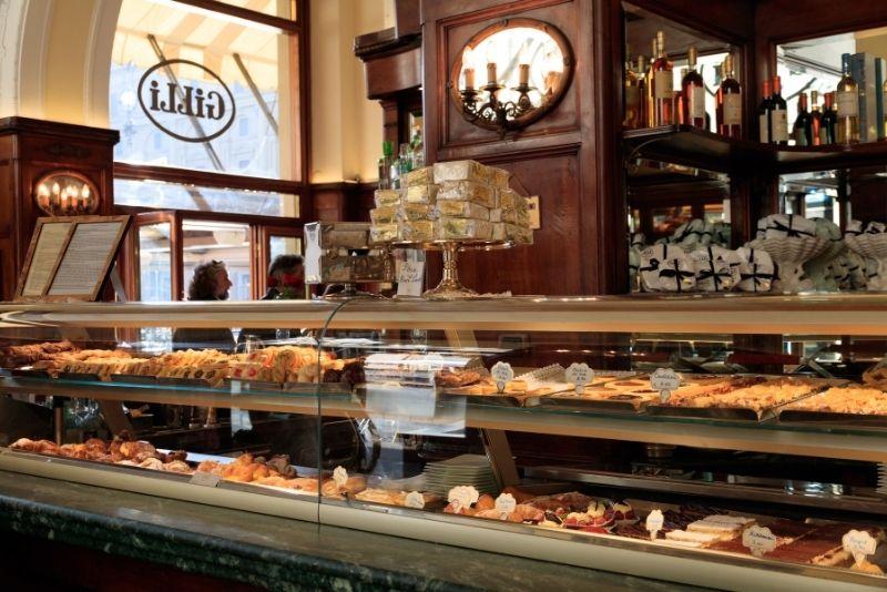 Caffe Gilli, Florenz