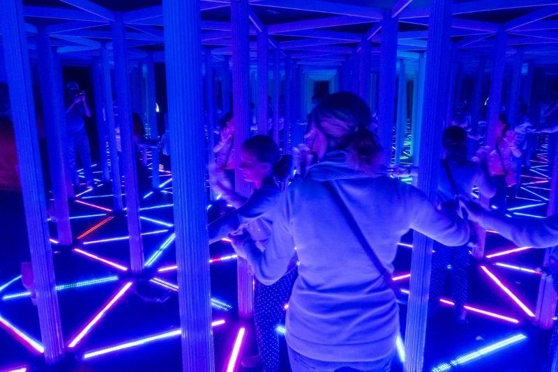 Camera Obscura & die Welt der Illusionen, Edinburgh