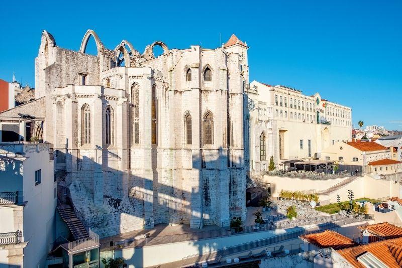 Carmo-Kloster, Lissabon