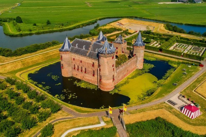 Castle Muiderslot, Países Bajos