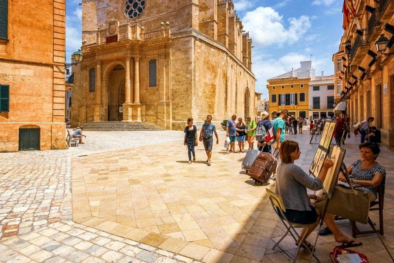 Zitadelle von Menorca