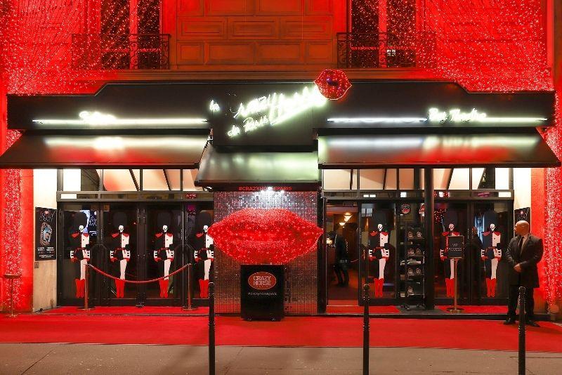 Cabaret Crazy Horse Paris