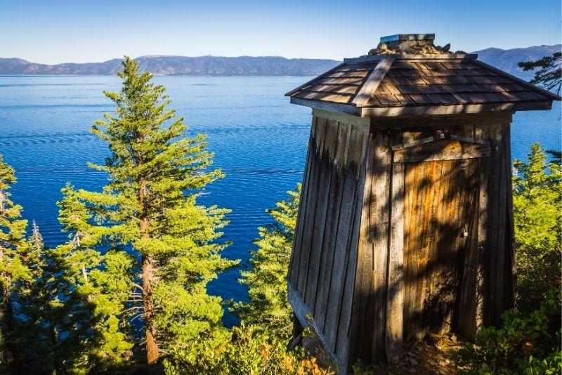 D. L. Bliss State Park, Lake Tahoe
