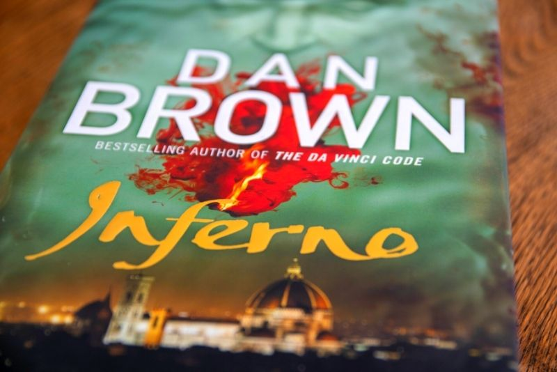Dan Brown's Inferno tour in Florence