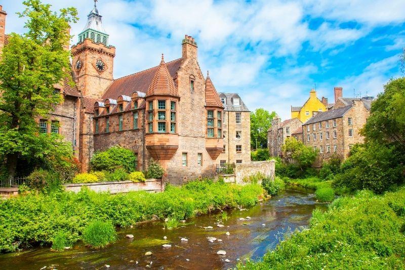 Dean Village, Schottland