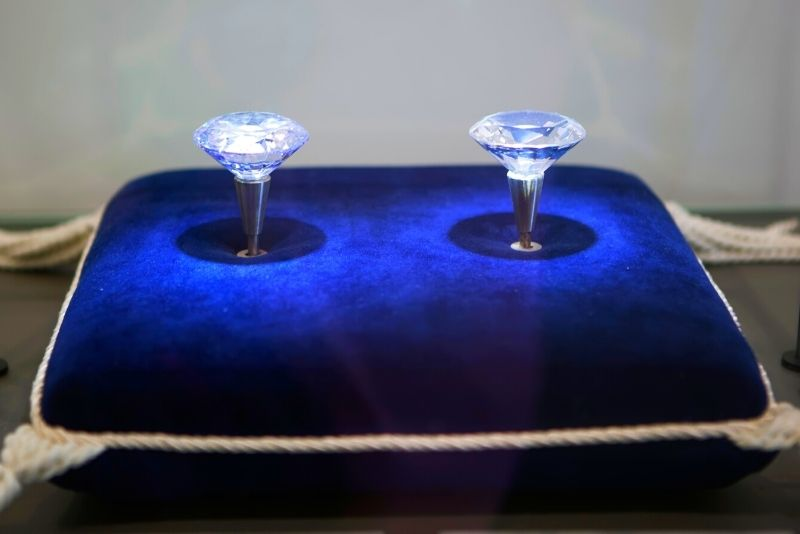 Museo del Diamante, Amsterdam