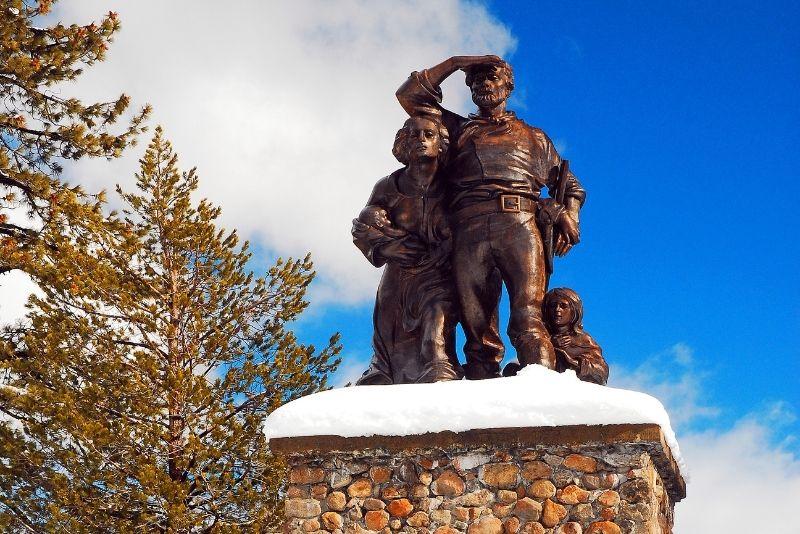 Donner Memorial State Museum, Lake Tahoe