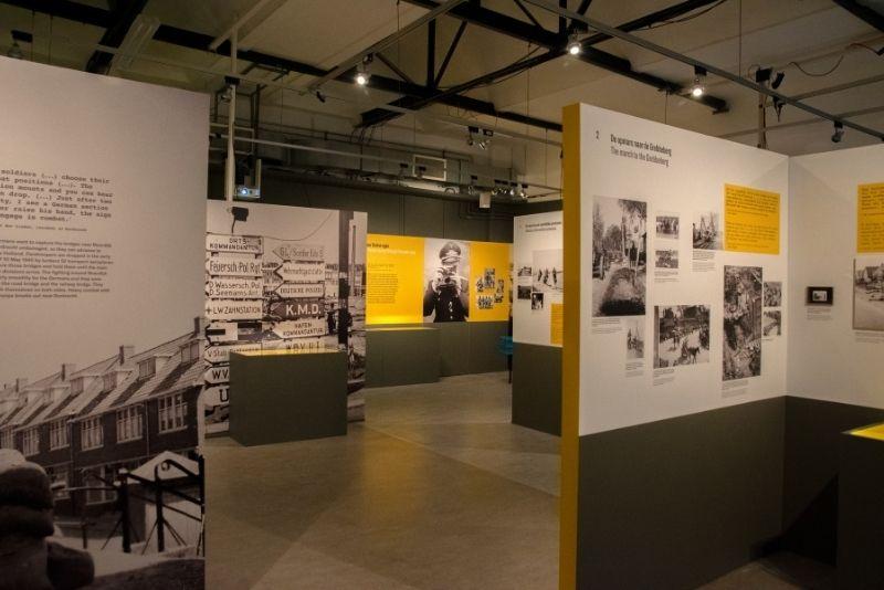 Museo de la Resistencia Holandesa, Amsterdam