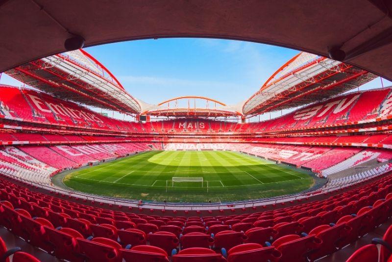 Estádio da Luz, Lisbon