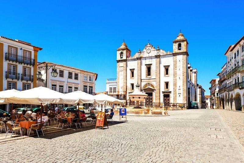 Evora day trip from Lisbon