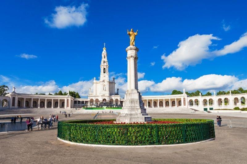 Fatima Tagesausflug von Lissabon
