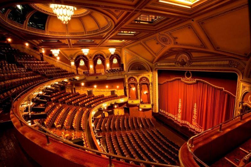 Festivaltheater in Edinburgh