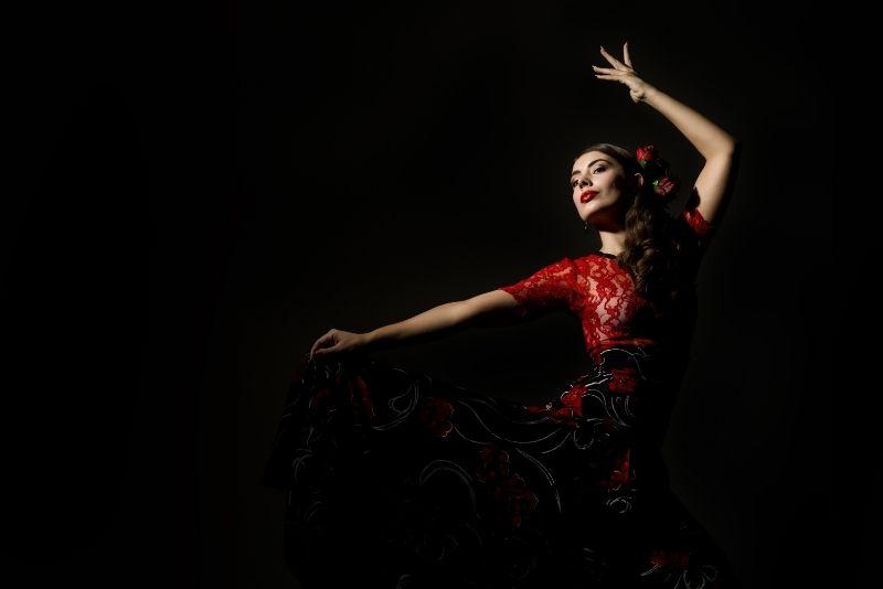Flamenco-Show in Madrid