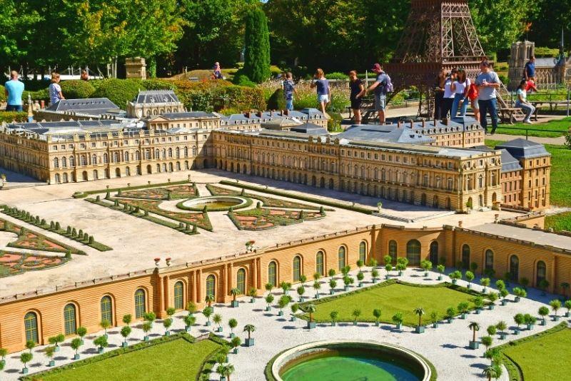 Parc miniature de France