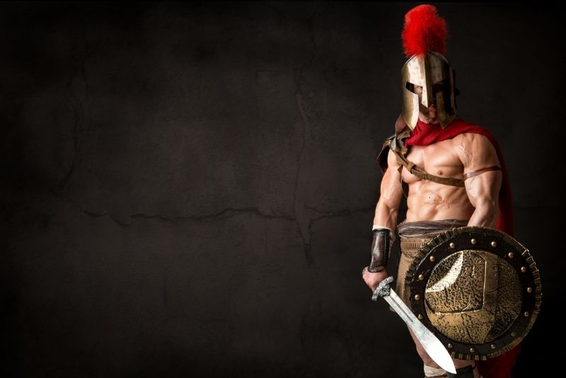 Gladiator School Museum, Rome