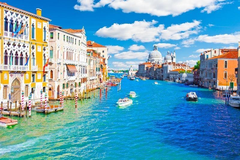 Tour in barca sul Canal Grande a Venezia